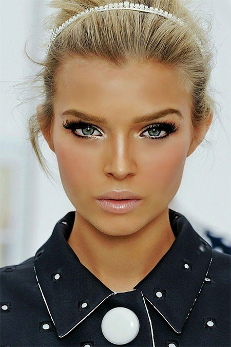 18-Happy-New-Year-Eve-Face-Makeup-Ideas-Looks-Trends-2014-2015-1