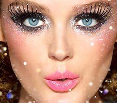 18-Happy-New-Year-Eve-Face-Makeup-Ideas-Looks-Trends-2014-2015-3