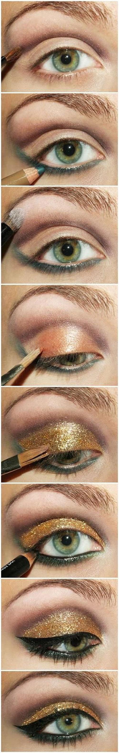 20-Happy-New-Year-Eve-Eye-Makeup-Tutorial-2015-14