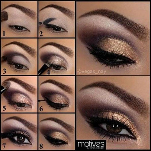 20-Happy-New-Year-Eve-Eye-Makeup-Tutorial-2015-15