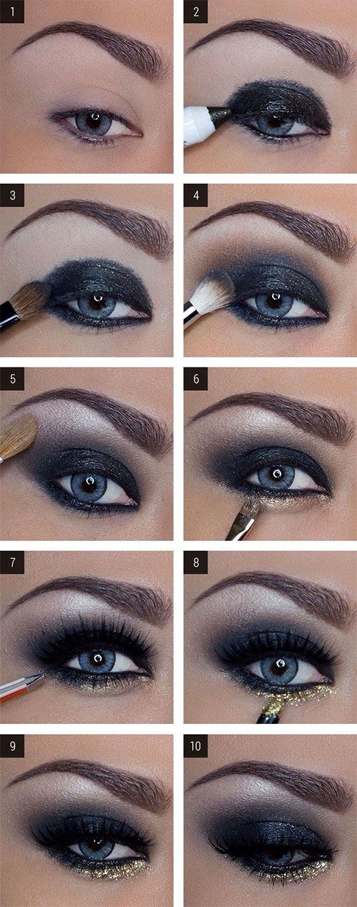 20-Happy-New-Year-Eve-Eye-Makeup-Tutorial-2015-18