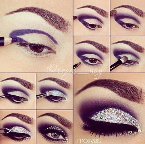 20-Happy-New-Year-Eve-Eye-Makeup-Tutorial-2015-20