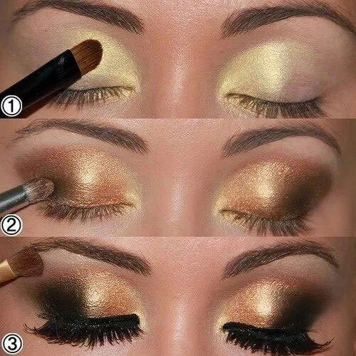 20-Happy-New-Year-Eve-Eye-Makeup-Tutorial-2015-3