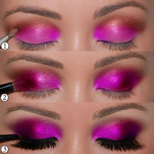 20-Happy-New-Year-Eve-Eye-Makeup-Tutorial-2015-4