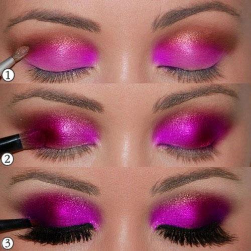 20-Happy-New-Year-Eve-Eye-Makeup-Tutorial-2015-4