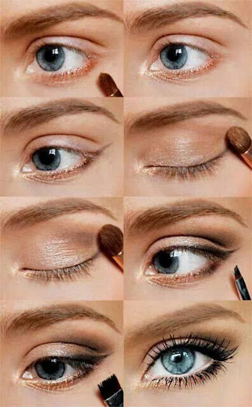 20-Happy-New-Year-Eve-Eye-Makeup-Tutorial-2015-5