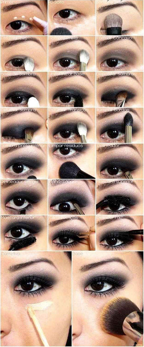 20-Happy-New-Year-Eve-Eye-Makeup-Tutorial-2015-7