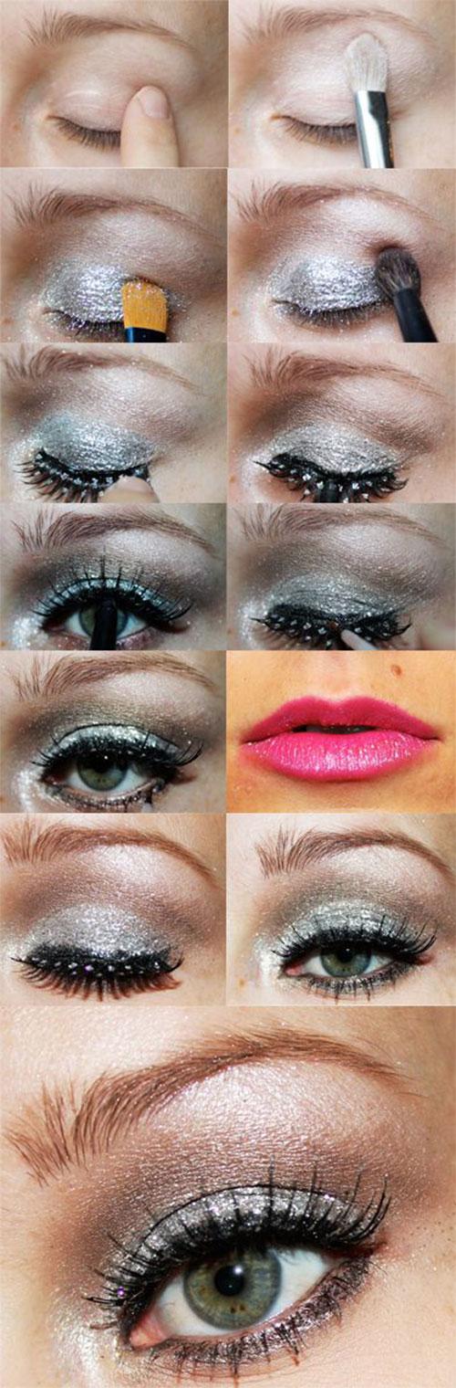 20-Happy-New-Year-Eve-Eye-Makeup-Tutorial-2015-8