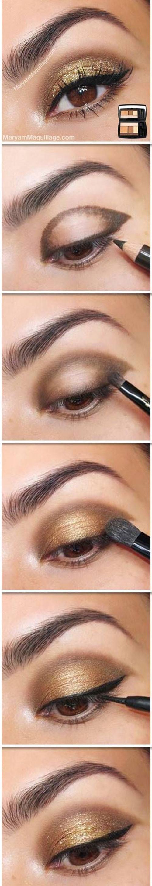 20-Happy-New-Year-Eve-Eye-Makeup-Tutorial-2015-9