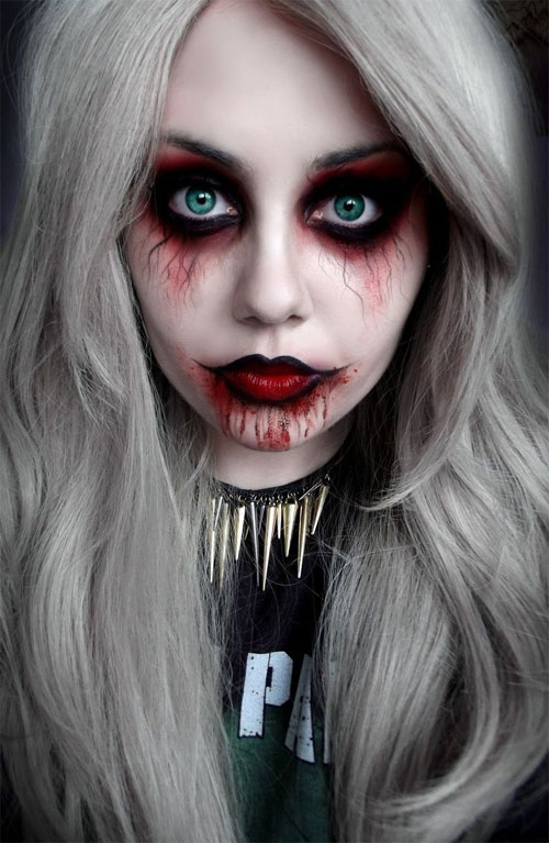 15 vampire halloween makeup ideas looks trends 2015