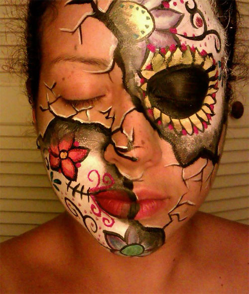 25-Scary-&-Horror-Face-Makeup-Ideas-Looks-Trends-2015-12