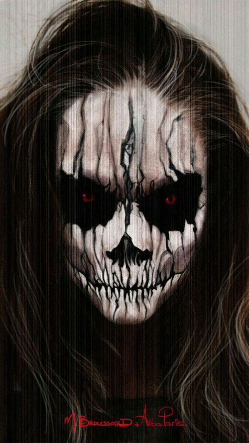 25-Scary-&-Horror-Face-Makeup-Ideas-Looks-Trends-2015-16
