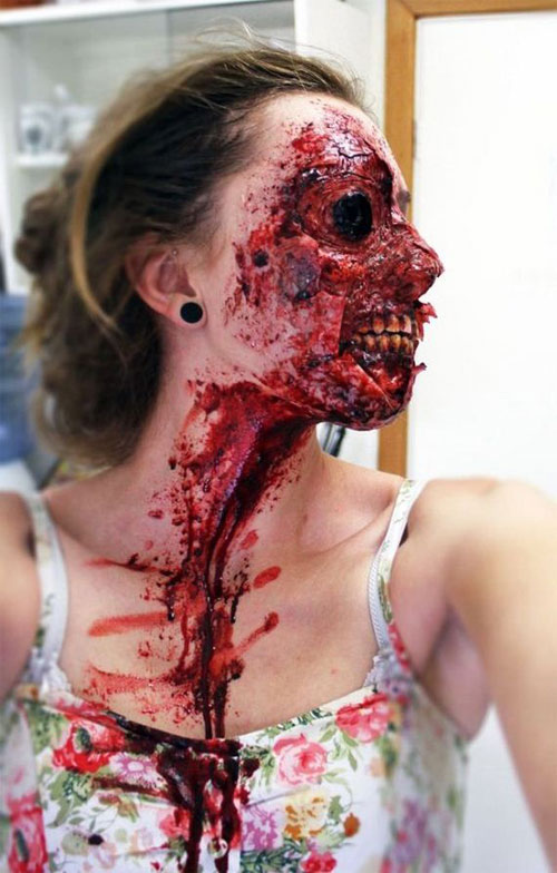 25-Scary-&-Horror-Face-Makeup-Ideas-Looks-Trends-2015-23