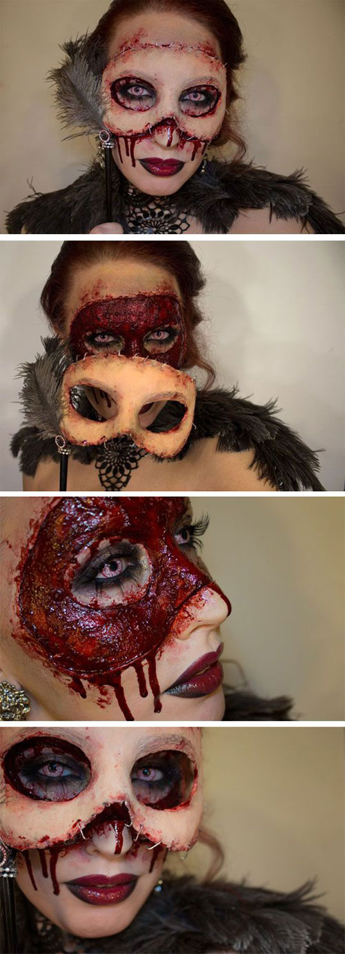 25-Scary-&-Horror-Face-Makeup-Ideas-Looks-Trends-2015-6
