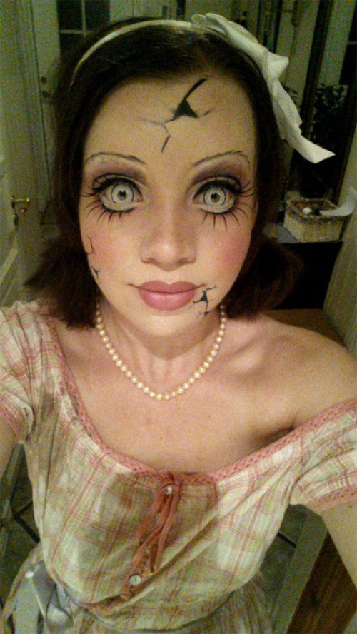 15-Doll-Halloween-Makeup-Ideas-Looks-Trends-2015-5