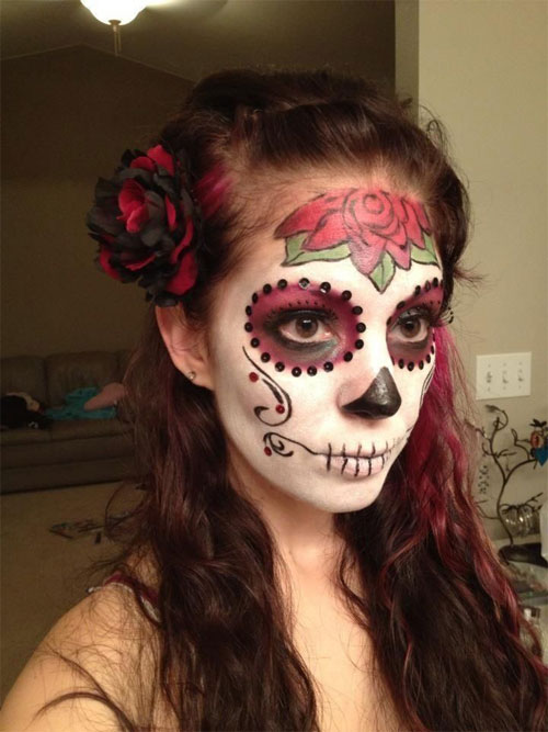 15-Skull-Halloween-Makeup-Ideas-Looks-Trends-2015-1
