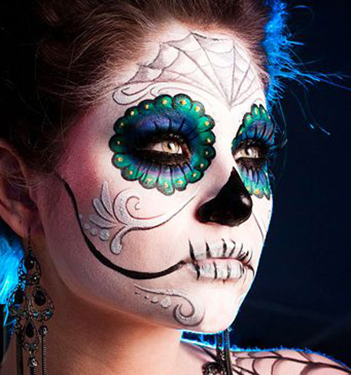 15-Skull-Halloween-Makeup-Ideas-Looks-Trends-2015-13
