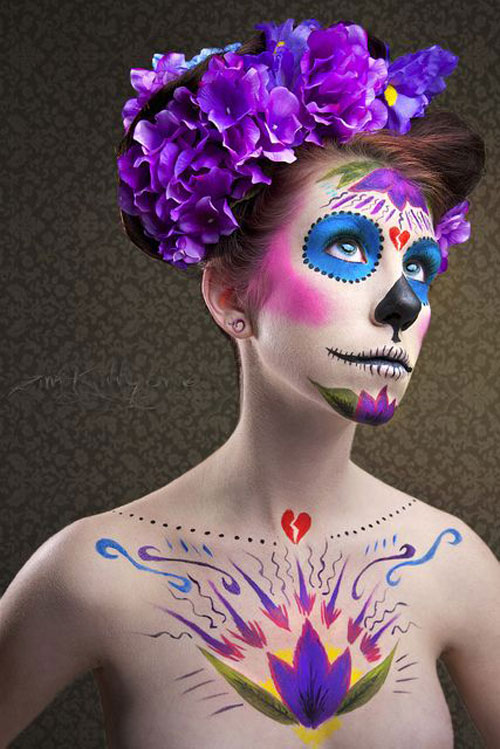 15-Skull-Halloween-Makeup-Ideas-Looks-Trends-2015-14