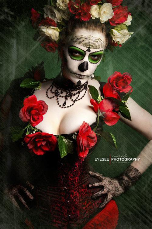 15-Skull-Halloween-Makeup-Ideas-Looks-Trends-2015-15