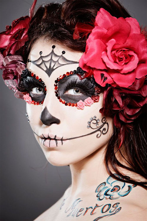 15-Skull-Halloween-Makeup-Ideas-Looks-Trends-2015-6