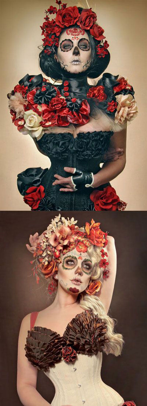 15-Skull-Halloween-Makeup-Ideas-Looks-Trends-2015-7