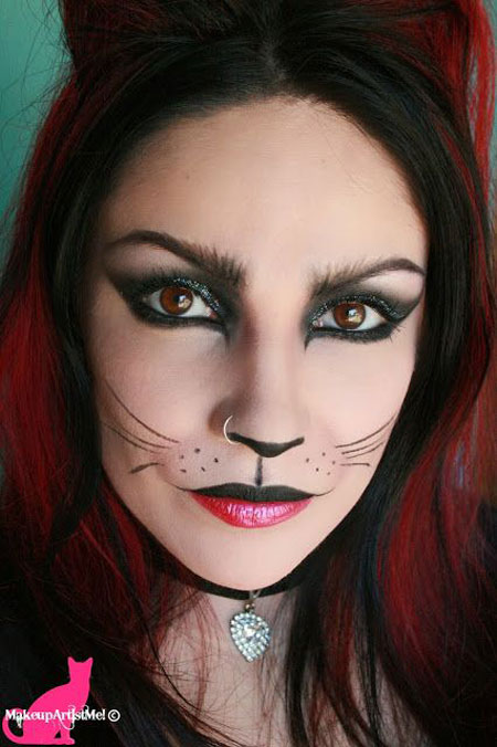 15-Cat-Halloween-Makeup-Ideas-Looks-Trends-2015-4