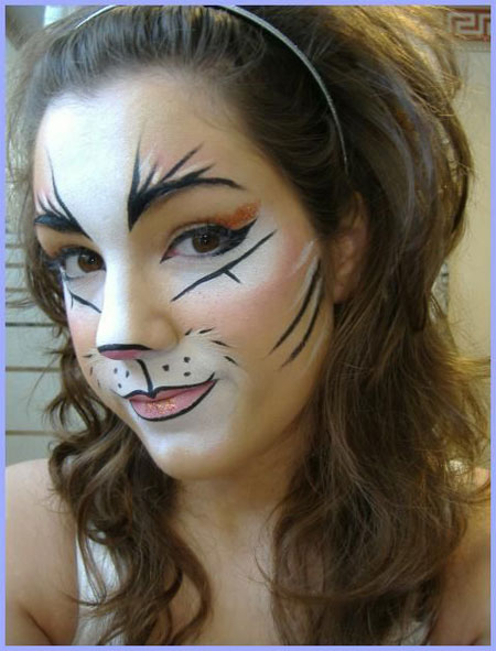 15 Cat Halloween Makeup Ideas, Looks & Trends 2015 ...
