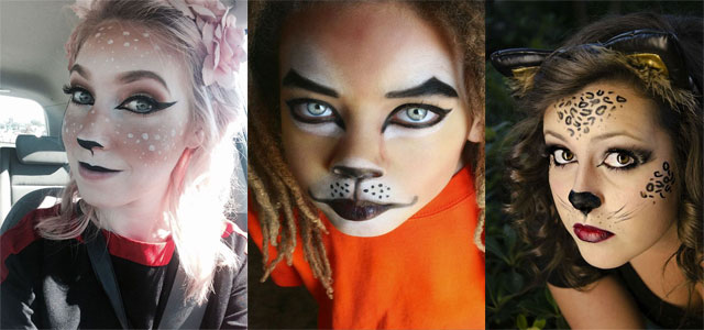 15 cat halloween makeup ideas looks trends 2015