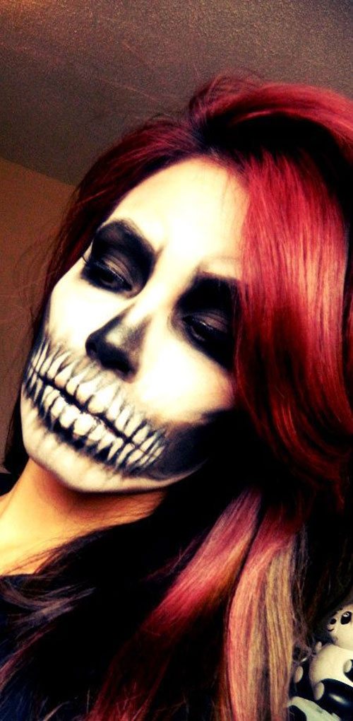 15-Skeleton-Halloween-Makeup-Ideas-Looks-Trends-2015-14
