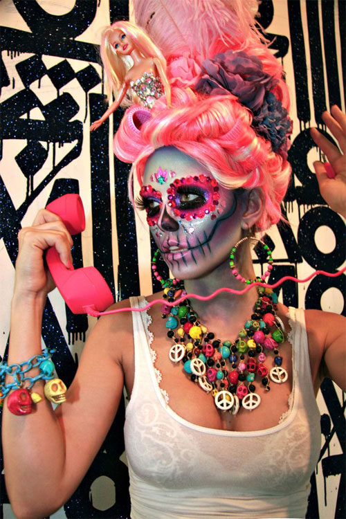 15-Skeleton-Halloween-Makeup-Ideas-Looks-Trends-2015-9