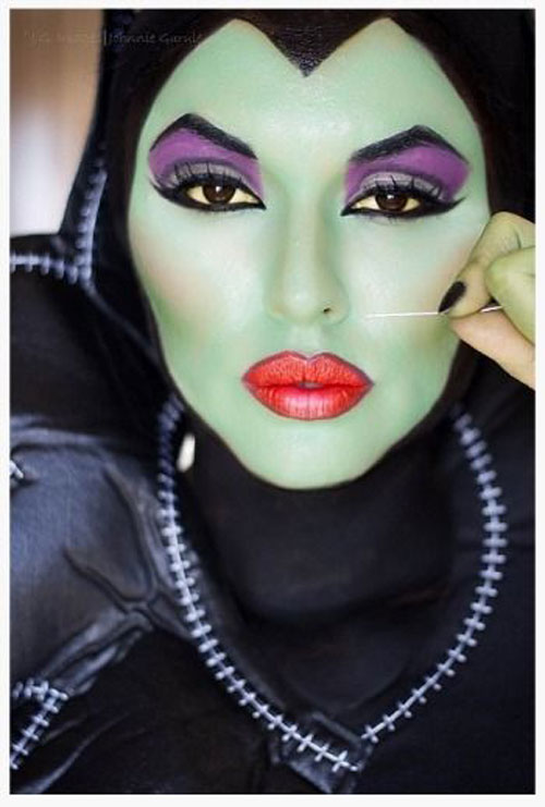 15 witch halloween makeup ideas looks trends 2015