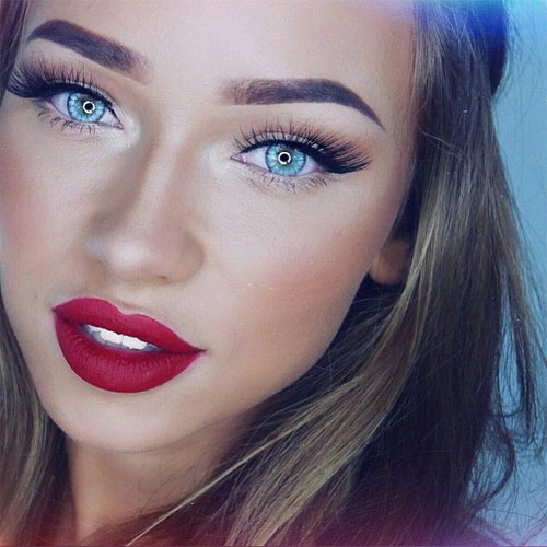 20-Valentine's-Day-Face-Makeup-Ideas-Looks-Trends-2016-6