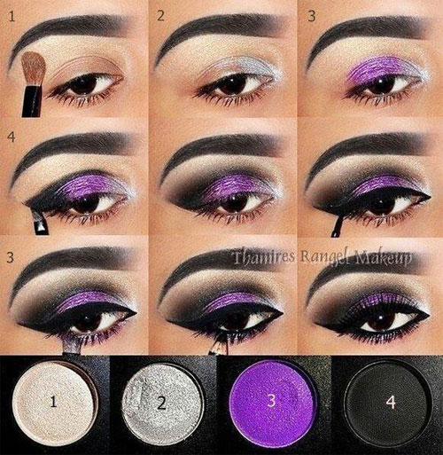 15-Easy-Step-By Step-Valentine's-Day-MakeUp-Tutorials-For-Beginners-&-Learners-2016-1