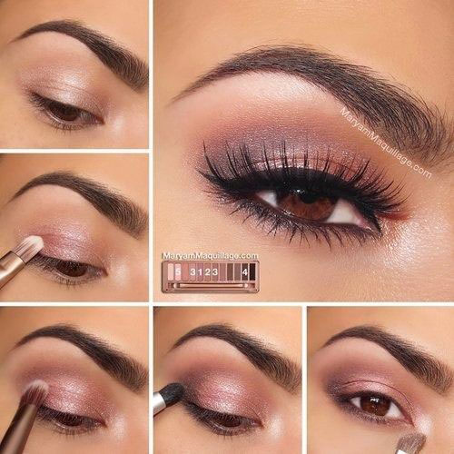 15-Easy-Step-By Step-Valentine's-Day-MakeUp-Tutorials-For-Beginners-&-Learners-2016-11