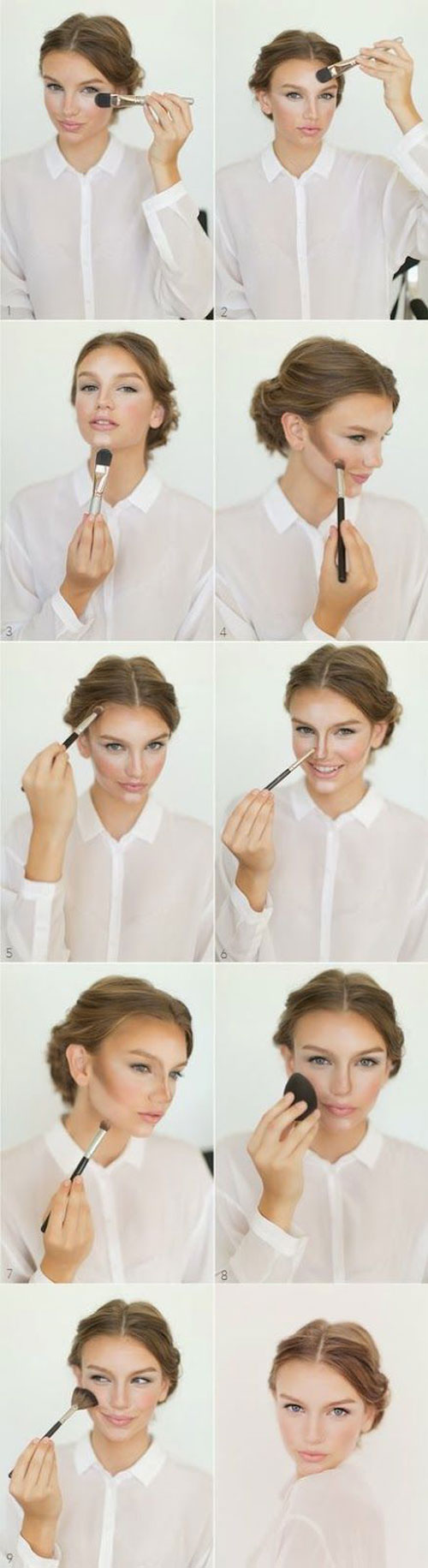 15-Easy-Step-By Step-Valentine's-Day-MakeUp-Tutorials-For-Beginners-&-Learners-2016-14