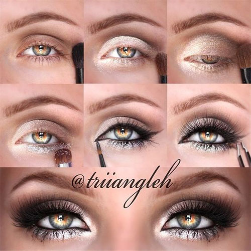15-Easy-Step-By Step-Valentine's-Day-MakeUp-Tutorials-For-Beginners-&-Learners-2016-15